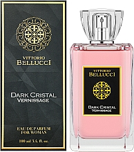 Vittorio Bellucci Vernissage Dark Crystal - Eau de Parfum — Bild N2