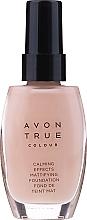 Düfte, Parfümerie und Kosmetik Illuminierende und beruhigende Foundation - Avon Calming Effects