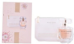 Düfte, Parfümerie und Kosmetik Elie Saab Le Parfum - Duftset (Eau de Parfum/50ml + Kosmetiktasche)