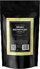 Düfte, Parfümerie und Kosmetik Enzymatisches Körper- und Gesichtspeeling mit tropischem Fruchtduft - E-naturalne Enzyme Peeling