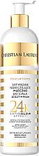 Düfte, Parfümerie und Kosmetik Feuchtigkeitsspendende Körpermilch mit Goldpartikeln - Christian Laurent Pour La Beaute