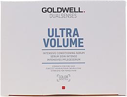 Düfte, Parfümerie und Kosmetik Intensiv kräftigendes Haarserum für mehr Volumen - Goldwell Dualsenses Ultra Volume Intensive