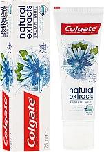 Düfte, Parfümerie und Kosmetik Zahnpasta Natural Extracts Radiant White - Colgate Natural Extracts Radiant White Seaweed
