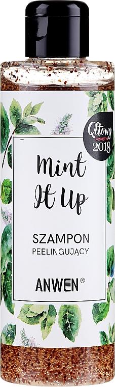 "Peeling Shampoo ""Mint It Up"" - Anwen Refreshing Peeling Hair Shampoo"