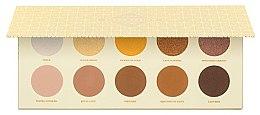 Düfte, Parfümerie und Kosmetik Lidschattenpalette - Zoeva Blanc Fusion Eyeshadow Palette