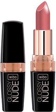Lippenstift - Wibo Glossy Nude Lipstick