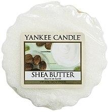 Düfte, Parfümerie und Kosmetik Duftendes Wachs - Yankee Candle Shea Butter Wax Melts