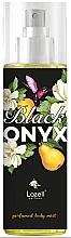Düfte, Parfümerie und Kosmetik Lazell Black Onyx - Parfümierter Körpernebel