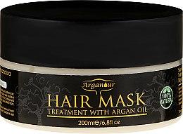 Düfte, Parfümerie und Kosmetik Haarmaske mit Arganöl - Arganour Hair Mask Treatment Argan Oil
