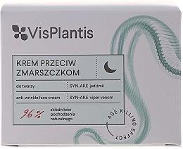 Düfte, Parfümerie und Kosmetik Anti-Falten Nachtcreme für das Gesicht - Vis Plantis Age Killing Effect Anti Wrinkle Cream