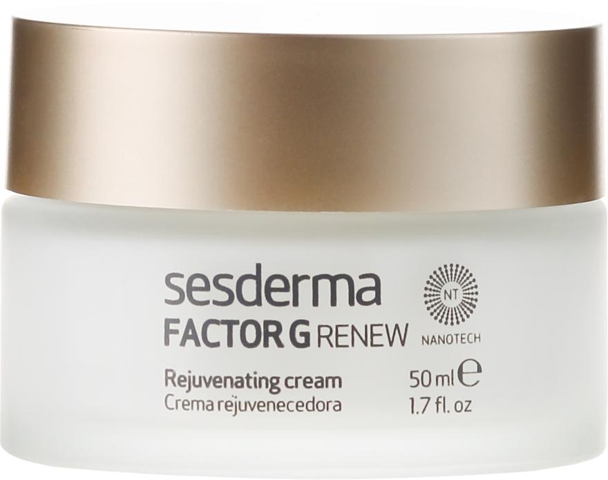 Regenerierende Anti-Aging Creme für alle Hauttypen - SesDerma Laboratories Factor G Anti-Aging Regenerating Facial Cream — Bild N2