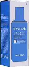 Düfte, Parfümerie und Kosmetik Intensiv feuchtigkeitsspendende Gesichtsemulsion für Problemhaut - Tony Moly Tony Lab AC Control Emulsion