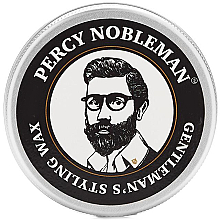 Düfte, Parfümerie und Kosmetik Styling-Wachs für Barthaare - Percy Nobleman Styling Wax