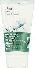 Düfte, Parfümerie und Kosmetik Feuchtigkeitsspendende und beruhigende Handcreme - Tolpa Green Hydration Moisturizing Soothing Hand Cream