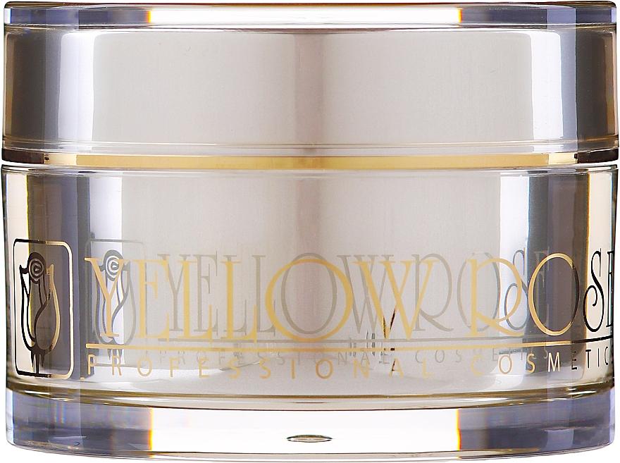 Straffende Anti-Aging Gesichtscreme mit Gold und Seidenproteinen - Yellow Rose Golden Line Face Firming Cream