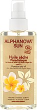 Düfte, Parfümerie und Kosmetik Trockenes Körperöl mit Shea Butter - Alphanova Sun Dry Oil