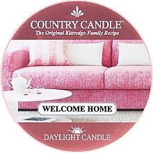 Düfte, Parfümerie und Kosmetik Duftkerze Daylight Welcome Home - Country Candle Welcome Home Daylight