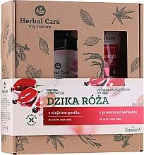 Düfte, Parfümerie und Kosmetik Körperpflegeset - Farmona Herbal Care (Bademilch 500ml + Handcreme 100ml)