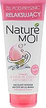 Düfte, Parfümerie und Kosmetik Entspannendes Duschgel mit Bio Kirschblüte - Nature Moi Shower Gel