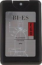 Düfte, Parfümerie und Kosmetik Bi-Es Ego Platinum - Parfüm (mini)