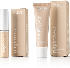 Düfte, Parfümerie und Kosmetik Make-up Set - Paese (Foundation 30ml + Gesichts-Concealer 9ml)