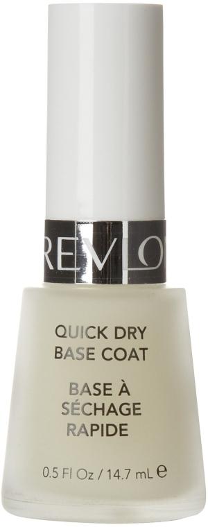 Nagelbase - Revlon Quick Dry Base Coat — Bild N1