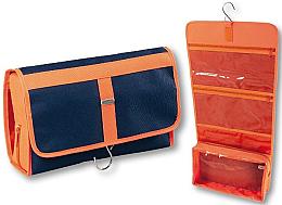 Düfte, Parfümerie und Kosmetik Kosmetiktasche 94873 blau-orange - Top Choice