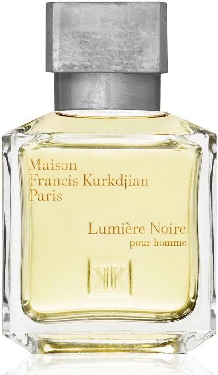 Maison Francis Kurkdjian Lumiere Noire Pour Homme - Eau de Toilette  — Bild N2