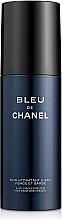 Düfte, Parfümerie und Kosmetik 2in1 Feuchtigkeitsspendende Gesichts- und Bartcreme - Chanel Bleu de Chanel
