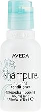 Düfte, Parfümerie und Kosmetik Haarspülung mit Krambeöl - Aveda Shampure Nurturing Conditioner