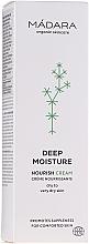 Düfte, Parfümerie und Kosmetik Tief feuchtigkeitsspendende Gesichtscreme - Madara Cosmetics EcoFace