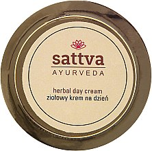 Düfte, Parfümerie und Kosmetik Tagescreme für Gesicht mit Heilkräutern - Sattva Ayurveda Herbal Day Cream