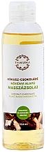 Düfte, Parfümerie und Kosmetik Massageöl Kokosnuss & Schokolade - Yamuna Coconut-Chocolate Plant Based Massage Oil