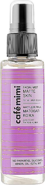 Gesichtsnebel für alle Hauttypen - Cafe Mimi Facial Mist Matte Skin