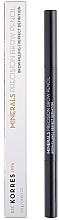 Düfte, Parfümerie und Kosmetik Augenbrauenstift - Korres Minerals Precision Brow Pencil