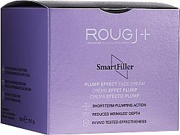 Düfte, Parfümerie und Kosmetik Gesichtscreme mit Lifting-Effekt - Rougj+ Smart Filler Crema Effetto Plump