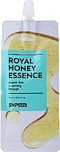 Düfte, Parfümerie und Kosmetik Pflegende Gesichtsessenz mit Honigextrakt - SNP Royal Honey Essence