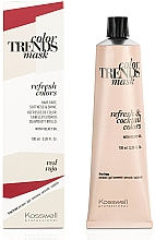 Düfte, Parfümerie und Kosmetik Haarfarbe - Kosswell Professional Color Trends Mask Refresh Colors