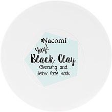 Düfte, Parfümerie und Kosmetik Reinigungsmaske für empfindliche und normale Haut - Nacomi Black Clay
