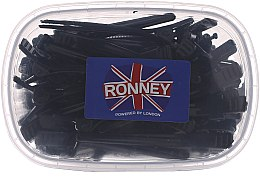 Düfte, Parfümerie und Kosmetik Haarspangen schwarz L RA 00066 50 St. - Ronney Professional Hair Clip