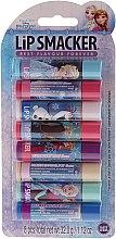 Düfte, Parfümerie und Kosmetik Lippenpflegeset - Lip Smacker Frozen (Lippenbalsam 8 x 4g)