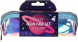 Düfte, Parfümerie und Kosmetik Wiederverwendbare Kosmetikpads 10 St. - Glov Moon Pads Set