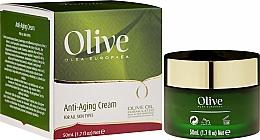 Düfte, Parfümerie und Kosmetik Anti-Aging Gesichtscreme mit Olivenöl - Frulatte Olive Anti-Aging Cream