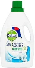 Düfte, Parfümerie und Kosmetik Antibakterielles Waschmittel - Dettol Laundry Cleanser Fresh Cotton