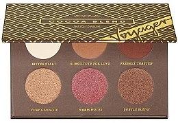 Düfte, Parfümerie und Kosmetik Lidschattenpalette - Zoeva Cocoa Blend Voyager Eyesadow Palette