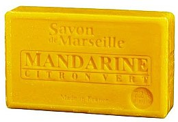 Düfte, Parfümerie und Kosmetik Naturseife Mandarine und Limette - Le Chatelard 1802 Soap Mandarin & Lime