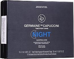 Düfte, Parfümerie und Kosmetik Detox-Konzentrat für die Nacht - Germaine de Capuccini Timexpert SRNS Night Sleeping-Cure