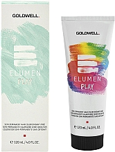 Düfte, Parfümerie und Kosmetik Permanente Haarfarbe - Goldwell Elumen Play Semi-Permanent Hair Color Oxydant-Free