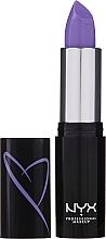 Düfte, Parfümerie und Kosmetik Matter Lippenstift - NYX Shout Loud Satin Lipstick