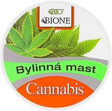 Düfte, Parfümerie und Kosmetik Körpercreme mit Hanföl - Bione Cosmetics Cannabis Herbal Cream